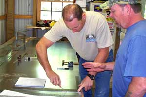 Welcome to Custom Ductwork Fabrication School